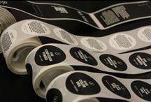 Labels / Packaging, industrial, indoor/outdoor, retail