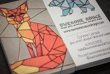 Business Cards/Letterheads/Envelopes