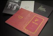 Brochures / Menus