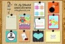 OH MY GLUESTICK: FREE PRINTABLES / The best place for pretty, free printables.
