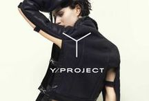 Y/PROJECT AW14 lookbook