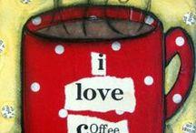COFFEE ~~ ME!!! / by Mary Mills-Diaz