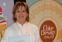 Fantasy Cake Genova 2014 / Le opere in gara ed i vincitori del Secondo Trofeo Fantasy Cake - Genova 2014