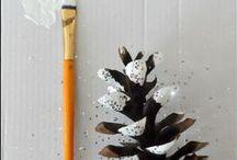 Christmas Craft Ideas / by Kimberly Landry