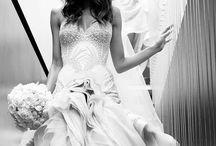 Weddings // The Dress / by Chelsea Van Arnam