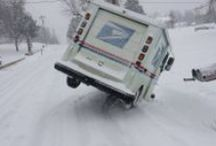 Postal Workers vs Weather / Postal Workers vs Weather