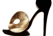 Sculptural shoes / Shoes that are works of art