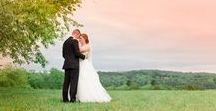 Sorella Farms Wedding Photos / A collection of weddings at Sorella Farms in Evington, Virginia by Alina Thomas Photography.