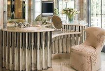 Dressing tables / Beautiful pamper zones
