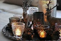 Christmas styling / Making your home Christmas perfect