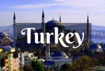 Turkey / Roadtripping through the countryside..... highlights, information and inspiration!