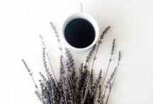 c o f f e e / But first coffee