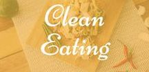 Clean Eating / Clean eating for beginners with recipes on a budget and also vegetarian recipes. Clean eating plan and desserts and also whole menu's!