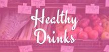 Healthy Drinks / healthy drinks to lose weight, recipes, for a better skin, detox and to get more energy. Most important healthy drinks that are easy to make.