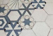floors, mosaics and tiles