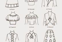 Fashion Stuff / For fashion illustrator wanna be