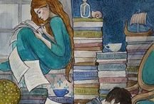 Bookworm / Welcome to bookworm's paradise