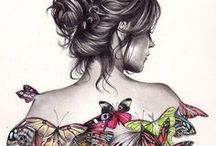SketchArt / The simple creative art