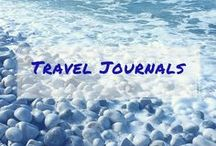Travel Journal / Ideas, examples, interesting journals