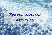 Travel Guides/Articles to Read / Travel articles we will read