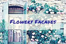 Flowery Facades