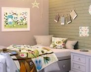 Big Girl Room Ideas / Discover one-of-a-kind decor to create a magical big girl room at Mouse + Magpie. Exclusively designed by artists and illustrators, our whimsical themes range from floral, woodland creature scenes to unicorns and beyond.