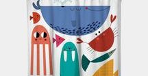 Kids Shower Curtains / Mouse + Magpie shower curtains transform the bathroom into a place where imaginations can run wild. Bold colors and whimsical scenes will capture your child's attention and infuse joy into the bath time experience. Parents will love the unique, one-of-a-kind artwork that creates a unique, stylish space.
