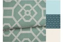 Correlation Ideas / This board features images of our decorative commercial fabrics, matched with beautiful correlation options!