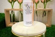 Soothing Foaming Cleanser / Suitable for lash extension