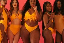 Plush Life / Curvy ladies. Plus size fashion.