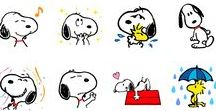 Peanuts / Snoopy and his Gang