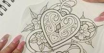 tatto ideas / tattoos that I like