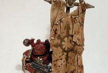 Warhammer modeling