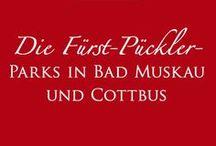 Fürst-Pückler-Park / Die beiden beeindruckenden Landschaftsparks in der Lausitz.