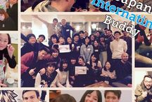 JIB (Internatinal Event) / JIB is a group which is holding Internatinal party mainly at guest houses in Japan. Feel free to join them!!