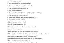 questions idk