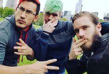 Jack,Mark,Felix❤️