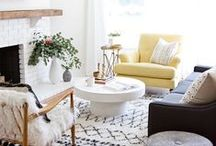 SIMPLE & STYLISH HOME / nordic home decoration style, livingroom ideas and more!