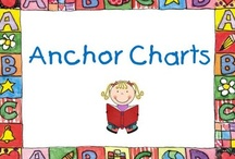 Teaching | Anchor Charts / by Jen Volkmer