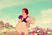 Princess time! / Disney princesses--oh, how I love them! / by Tamara McCarty