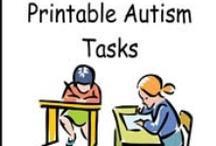 Non Verbal Autism / by Jen Volkmer