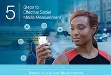 FOCUS on Social Media / Collection of infographics that focus on social media / by Rika Ng
