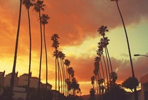 California / by Rachael Campbell