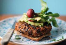 + vegetarian recipes / by ana palácio