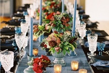 Table decor / by Inspirations AP