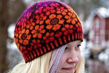 knitting for heads