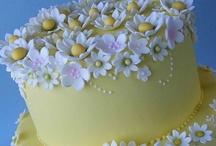 Cakes -- yellow
