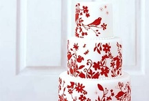 cakes -- red