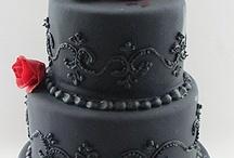 cakes -- black