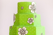 cakes -- green